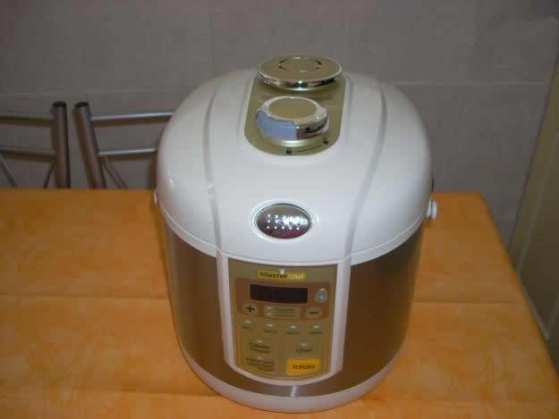 robot de cozinha masterchef