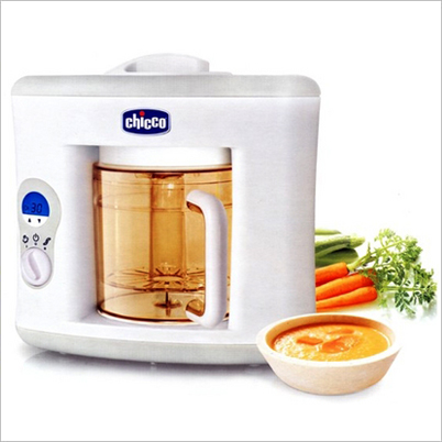 Easy meal da chicco e baycook robots de cozinha para beb s - Robot da cucina chicco ...
