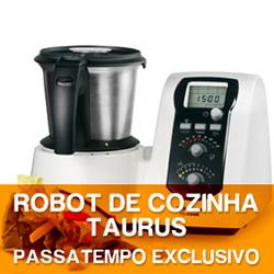 Robot de Cozinha Taurus
